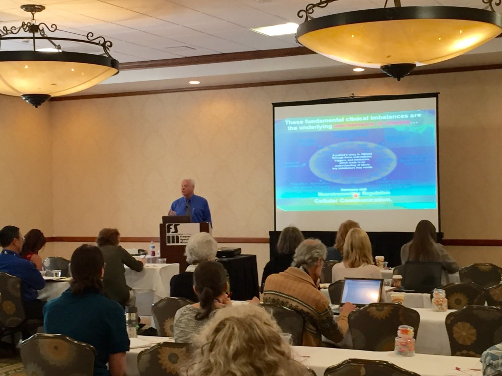 Roger Billica, MD - Neurotransmitter workshop 2016