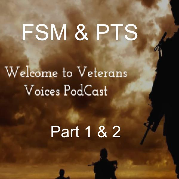 Veterans Voices Podcast - PTSD and FSM