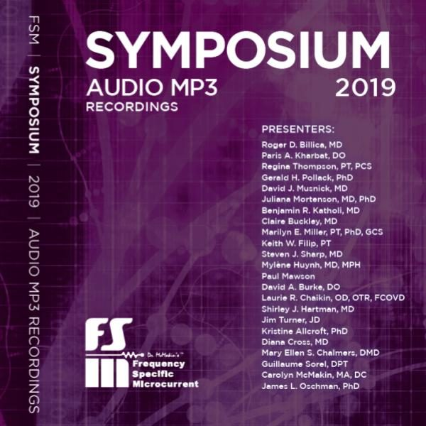 2019 FSM Symposium Audio