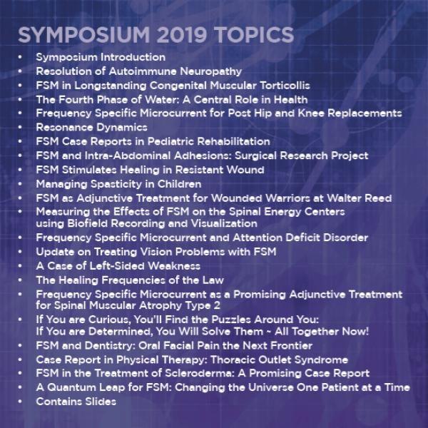 2019 FSM Symposium Video 1