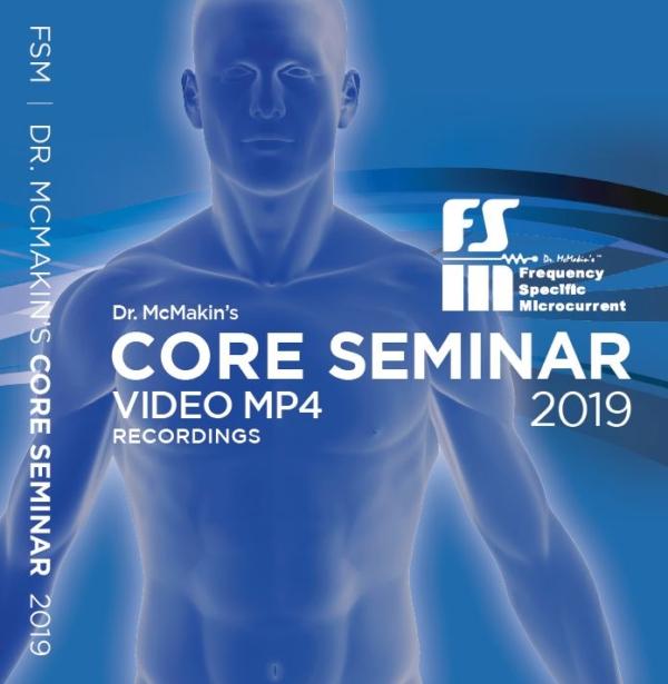 2019 Core Seminar Front Square