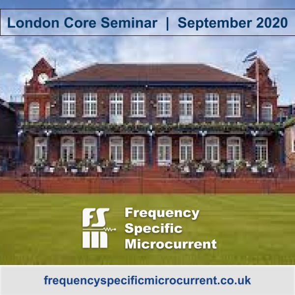 2020 London UK FSM Core 5-Day