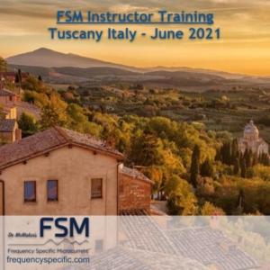 Tuscany 2021 Instructor