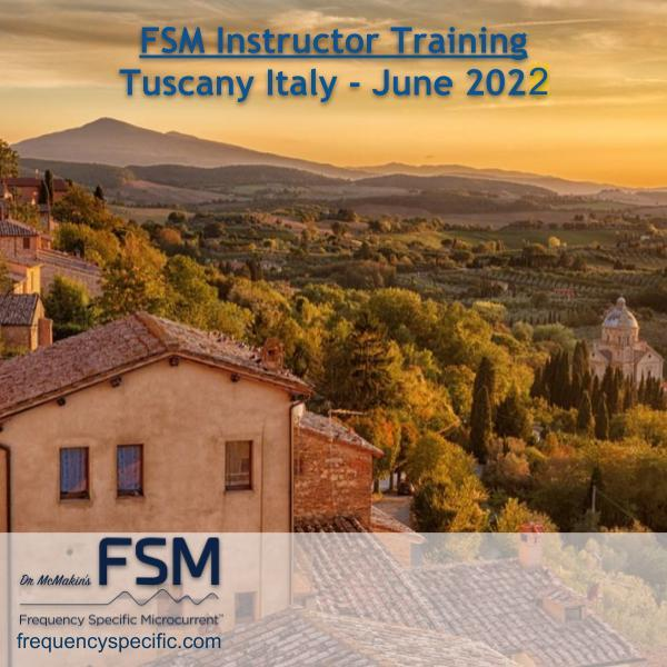 Tuscany Instructor Training