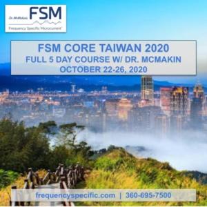 FSM CORE TAIWAN 2020