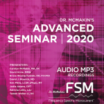 2020 FSM Advanced Audio Training