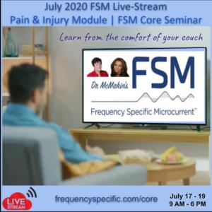 July 202O Pain Injury FSM Core
