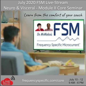 July 2020 FSM Live-Stream Neuro & Visceral - Module II Core Seminar