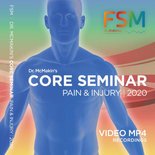 FSM Core Pain and Injury Video Training 2020