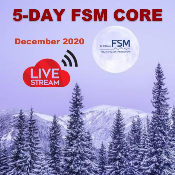 2020 December 5D Livestream